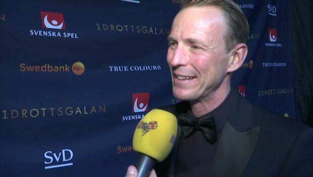 """Peder Fredricson om priset: """"Jag blev förvånad"""""""