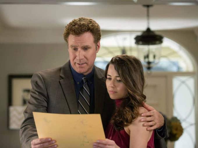 """""""Daddy's home"""" är lite småkul, men poängerna och filmen som helhet överraskar inte tillräckligt för att lämna ett avtryck."""