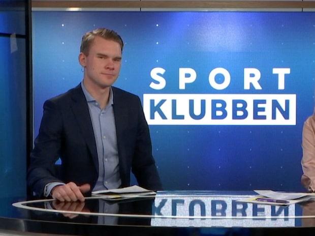 Se hela Sportklubben 16/1