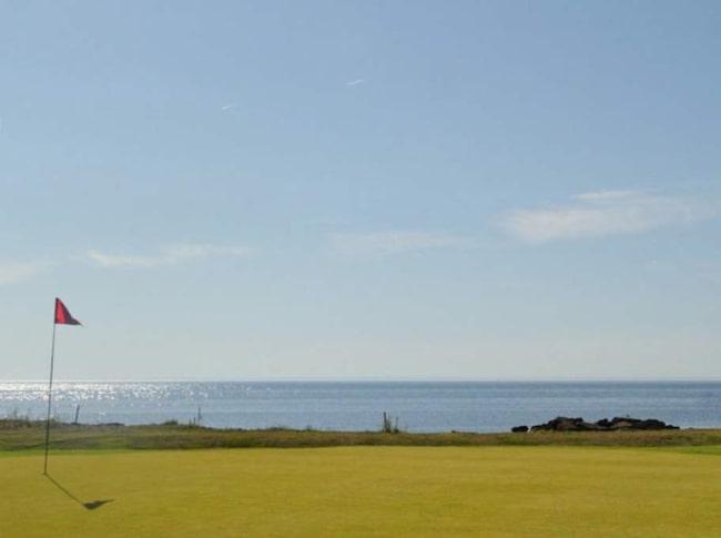 Grönhögen Golf Links Country Club.