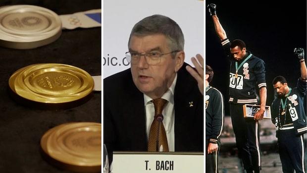 IOK-toppens vädjan inför OS i Tokyo