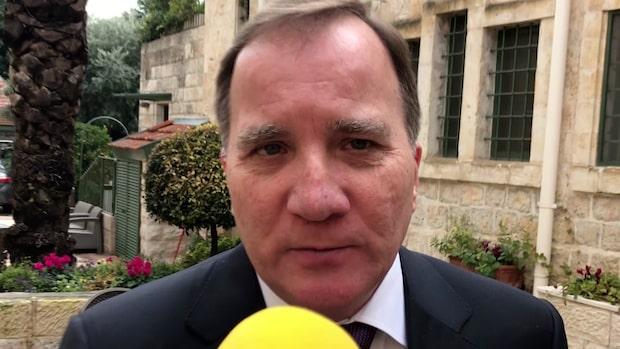 """Löfven om budgetbråket: """"Mörk framtid i svensk politik"""""""