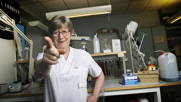 Agnes Wold: Påhittat att barn inte får äta salt