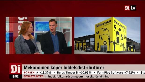 "Wendel om Mekonomen: ""Många hoppas på uppköp"""