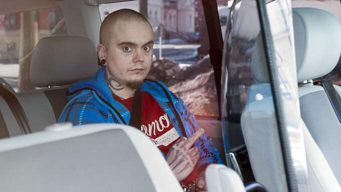 Isakin Drabbad dömdes till rättspsykiatrisk vård för mordet på sin dåvarande flickvän Helle Christensen. Foto: ROGER VIKSTRÖM
