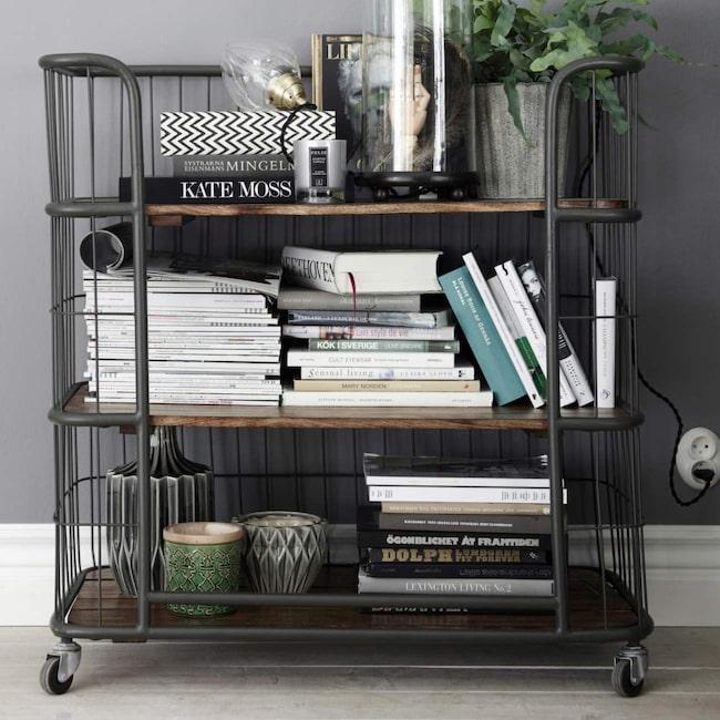 <span>Mobila möbler är jättebra i mindre hem. Flytta dem dit de behövs för stunden. <br></span>