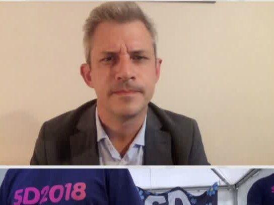 """Peter Santesson: """"Fokus har flyttats till lag och ordning"""""""