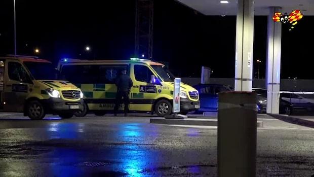 Gängmedlems flickvän skadad i dödsskjutningen