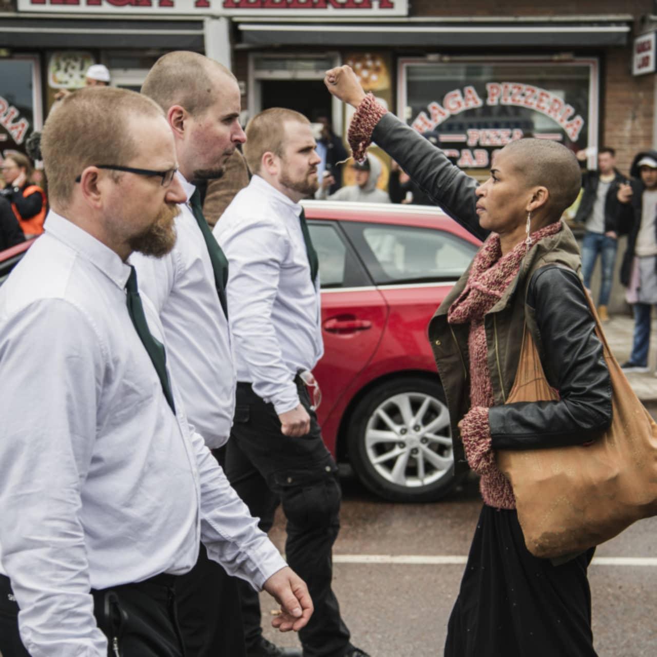 Google frontar svenska nazister