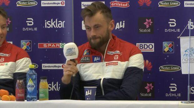 """Northug: """"Sverige måste ha flax om de ska ta medalj"""""""