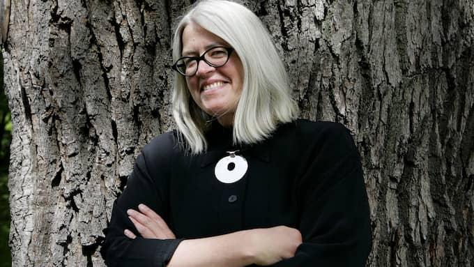 Ulrika Knutson är journalist, författare och medarbetare på Expressens kultursida. Foto: ROGER VIKSTRÖM