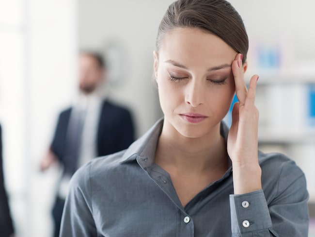 Stickningar I Huvudet Stress