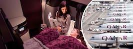 Snart kan resenärer flyga i extrem lyx från Sverige