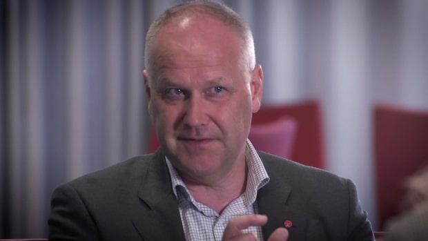 Bara Politik 21 maj: Se intervjun med Jonas Sjöstedt