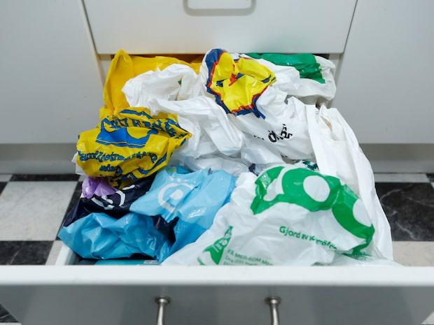 Riksdagens beslut – gör plastpåsarna dyrare