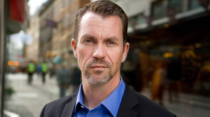 """""""Det är en fjärdedel av hela årets stölder"""", säger branschorganisationen Svensk Handels säkerhetschef Per Geijer. Foto: Bjorn Mattisson"""