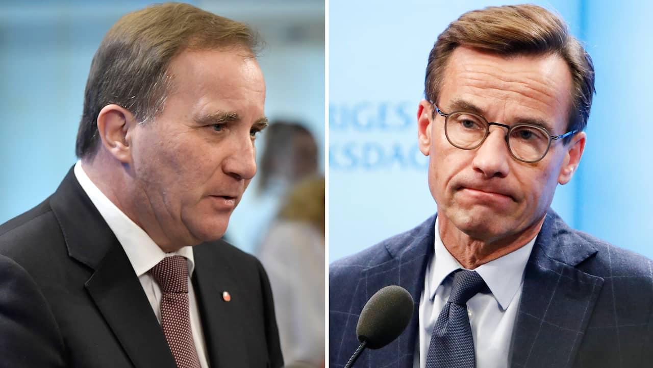 Kristersson sågar Löfvens regeringschanser: Inget nytt möte