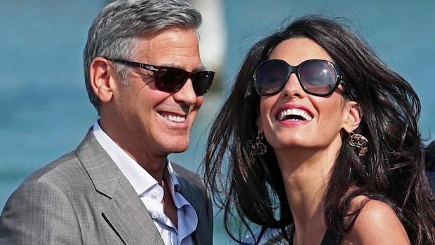 Amal och George Clooney öppnar upp om äktenskapet