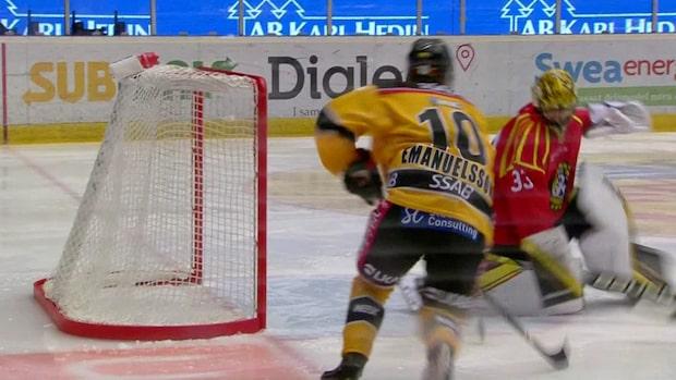 Höjdpunkter: Erssons jättetavla när Luleå segrade