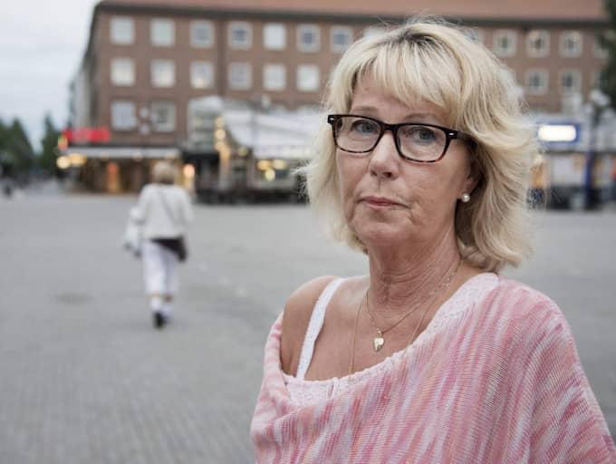 """Hur känner du inför att Niklas Lindgren, Hagamannen, återvänder till Västerbotten? Marianne Moström Wallin, 63, sjuksköterska, Umeå: """"Det skulle inte kännas bra. Man var väldigt påverkad av vad han gjorde på den tiden och var dörädd när man var ute ensam på kvällarna. Han är ju straffad, men jag skulle känna mig otrygg."""""""