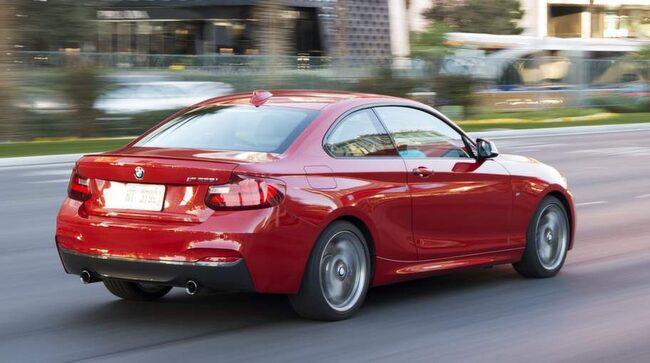 BMW 2-serie.