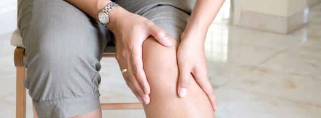 knäppningar i knät