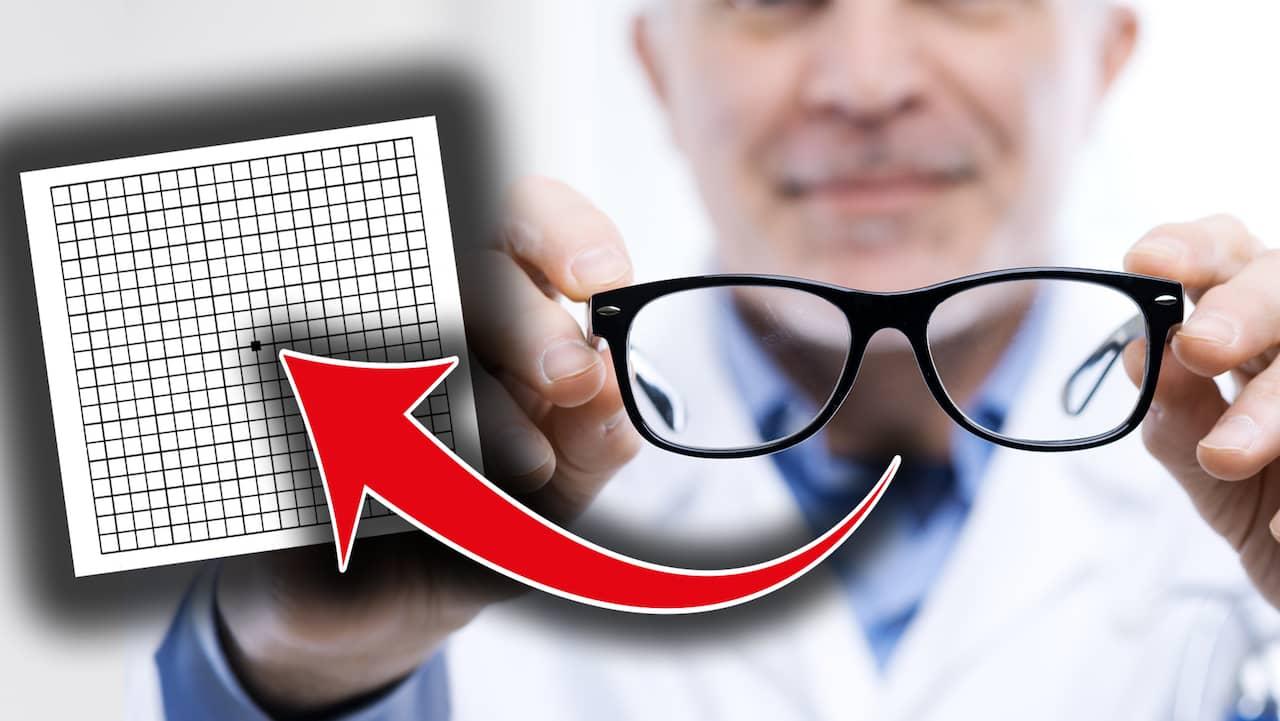 Testet som AVSLÖJAR om du har dålig syn och behöver glasögon 3cd322727b889