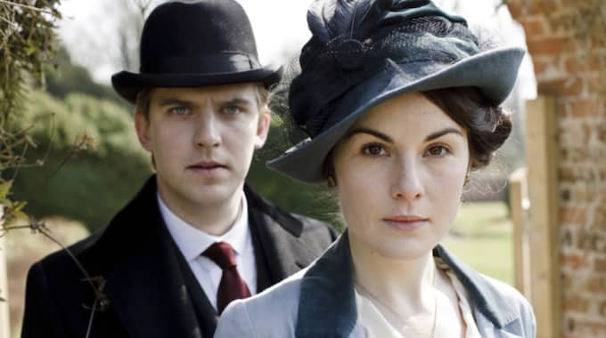 "Den brittiska tv-serien ""Downton Abbey"" blir film. Foto: Ap / AP COURTESY MASTERPIECE"