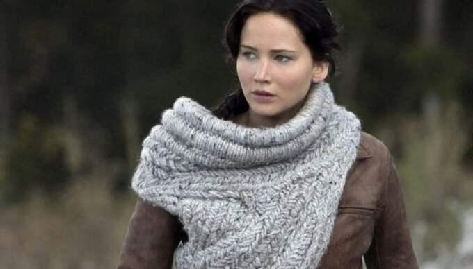 Upp till kamp. Jennifer Lawrence spelar revolutionsledaren Katniss. Foto: Lionsgate