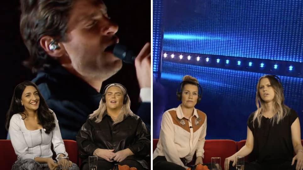 SVT:s svar på tittarnas kritik mot Eurovision-sändningen