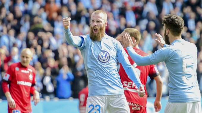 Jo Inge Berget gjorde 2-1 på straff Foto: Ludvig Thunman / BILDBYRÅN