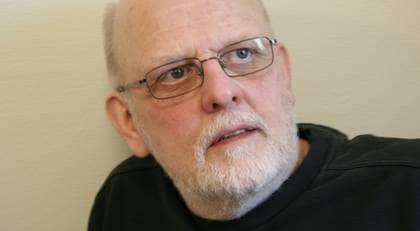 UNDER PÅVERKAN. Thomas Quick förklarar ett knivöverfall 1974 med att han sniffat trikloretylen. Tyder inte detta på att han är utomordentligt farlig? frågar sig Gubb Jan Stigson. Foto: ANDERS BLUME