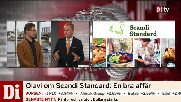 Scandi Standard förvärvar kycklingproducent