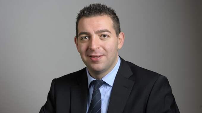 Roger Haddad (L), riksdagsledamot och rättspolitisk talesperson Foto: HENRIK MONTGOMERY / TT