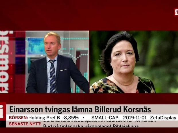 """Vd:n får kicken: """"Hårt dömt"""""""