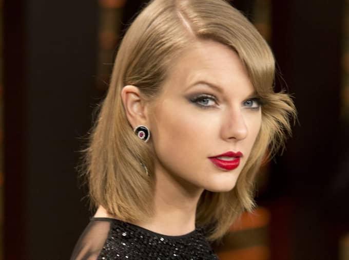 Taylor Swift stöttar henne med 2,1 miljoner kronor. Foto: Javier Rojas