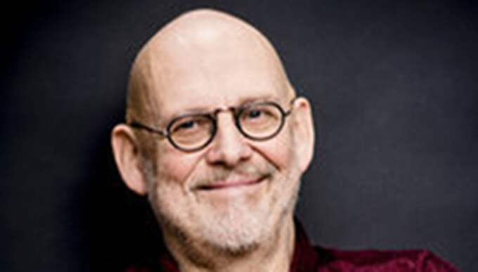 Barnboksförfattaren Jan Lööf.