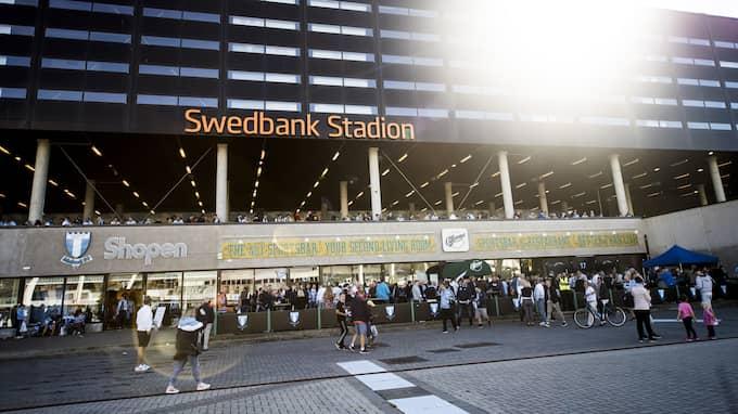 Investeringar i Swedbank stadion kan påverka MFF:s ekonomi negativt. Foto: PETTER ARVIDSON / BILDBYRÅN