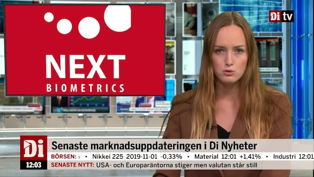 Di Nyheter: Biometribolaget där Rollén är storägare vinstvarnar