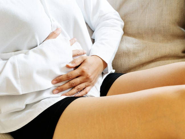 Träning kan lindra PMS-symptom.