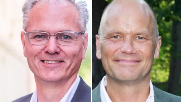 Toppchefer på Tele 2 och TV4 rök ihop i sändningen