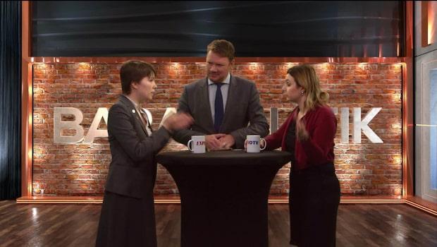 Bara politik: Könsbråket mellan Hirvonen Falk och Paula Bieler