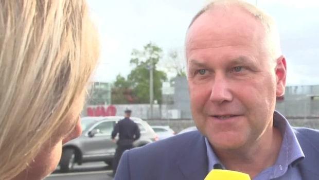 "Jonas Sjöstedt: ""Tog en liten tupplur innan debatten"""