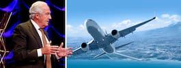 Förre SAS-chefen byter sida: tar strid för flygresenärerna