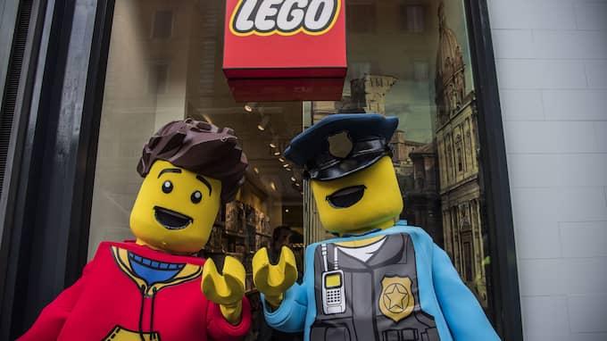 Det är första stämningen som Lego väckt mot kinesiska pirattillverkare – och nu har de fått rätt i kinesisk domstol. Foto: ALESSANDRO SERRANO' / AVALON.RED B5725