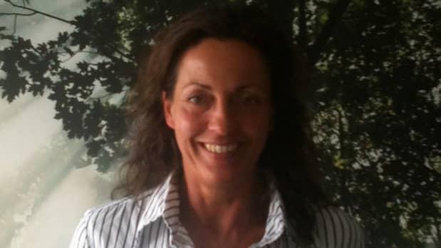 Carina Bulić, samordnare Stoppa Västlänken Nu. Foto: PRESSBILD