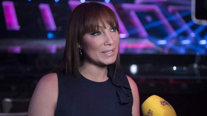 """Charlotte Perrelli är en av många som kritiserar beslutet att lägga ner """"Moraeus med mera"""". Foto: SVEN LINDWALL"""