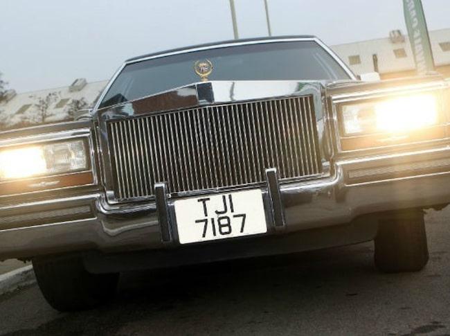 """Cadillac Trump"""
