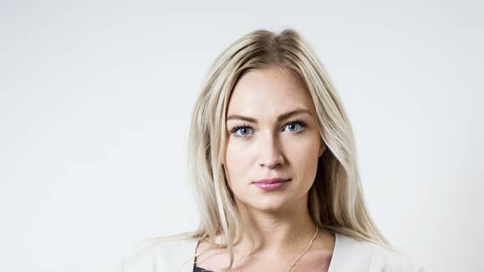 Nellie Erberth skriver krönikor i Kvällsposten varje tisdag. Foto: CHRISTIAN ÖRNBERG