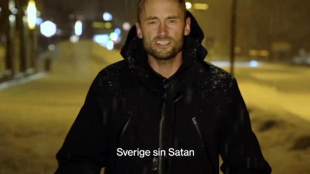 """Northugs julhälsning till Sverige: """"Större än Zlatan"""""""